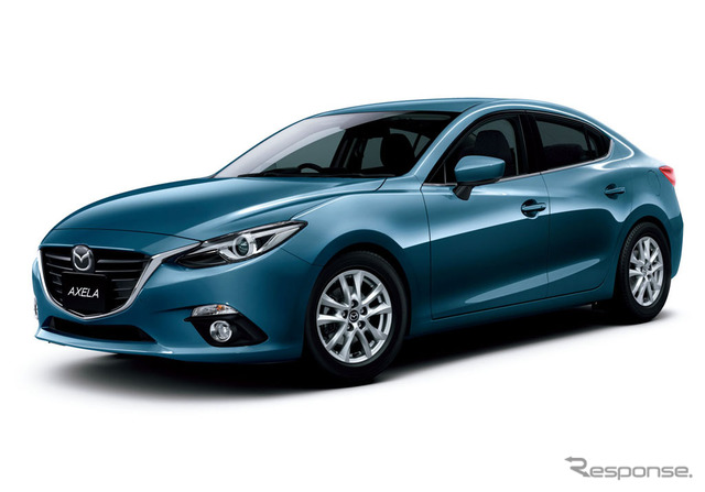 Mazda Axela 15S Touring