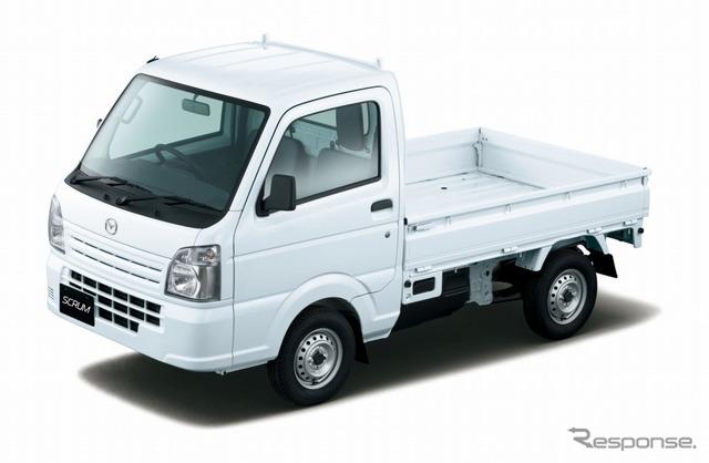 Mazda Scrum Truck