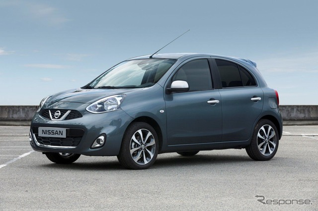 Nissan Micra (March) N-TEC