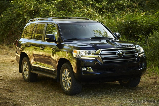 Toyota Land Cruiser 200 (2016 US model)