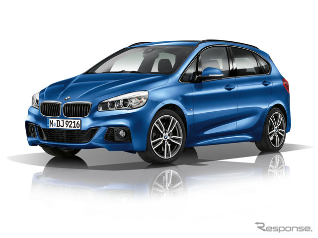 BMW 2 series tourer