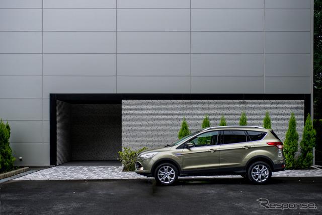 Ford Cougar titanium