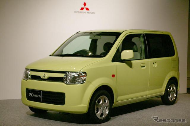 EK [Mitsubishi ใหม่ประกาศ: 3 สาเหตุการเปลี่ยนแปลงการออกแบบ