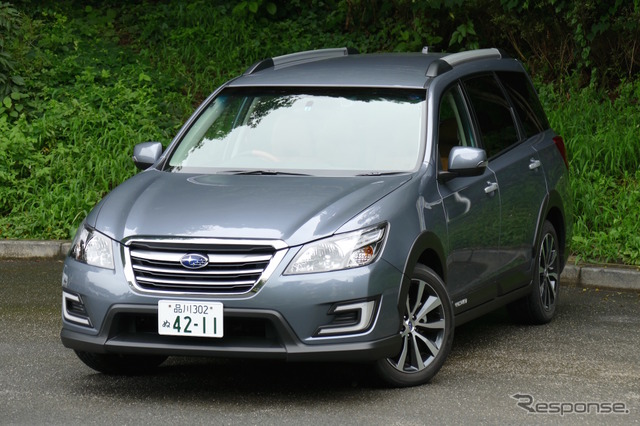 Subaru exiga crossover 7 2.5i EyeSight