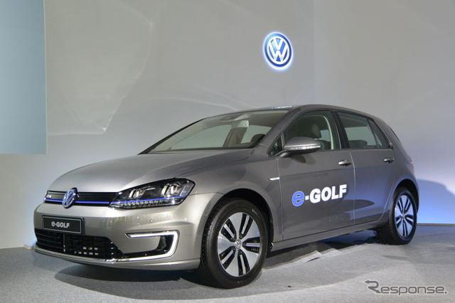 E-VW Golf