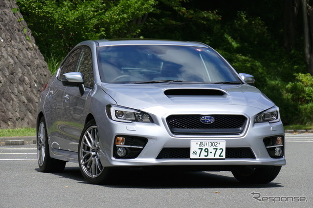 Subaru WRX S4 2.0GT-S EyeSight