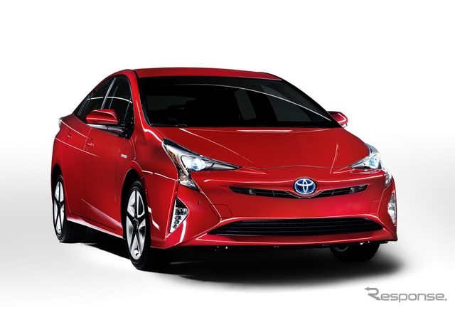 All-new Toyota Prius new (North American model)