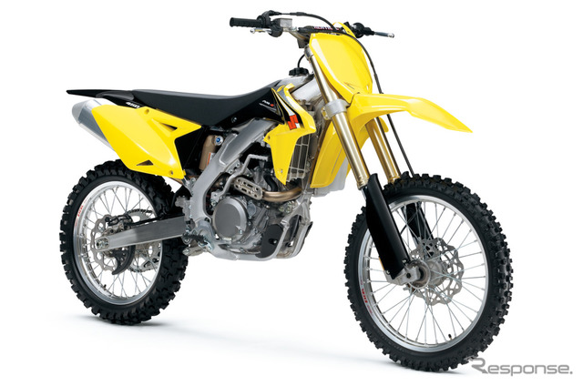 "Suzuki RM-Z450 Review: ""Friendliness that coexists with high power performance"" by Takao Aoki"