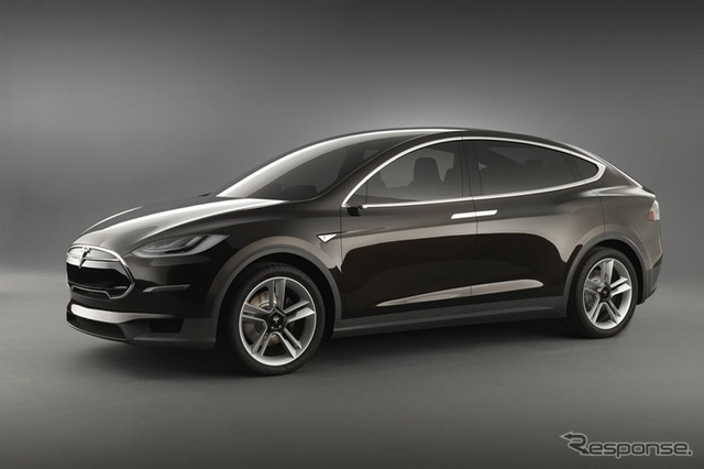 Tesla, model X