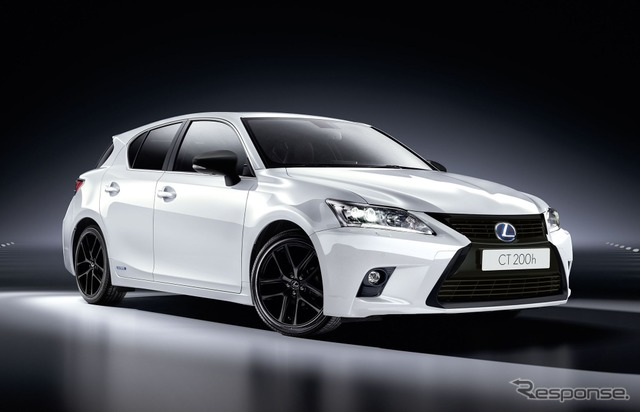 Lexus CT200h sport model