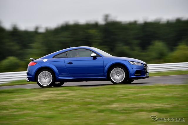 ออดี้ TTS Coupe