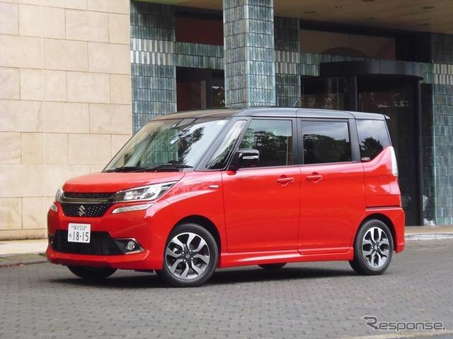 Suzuki Solio Bandit