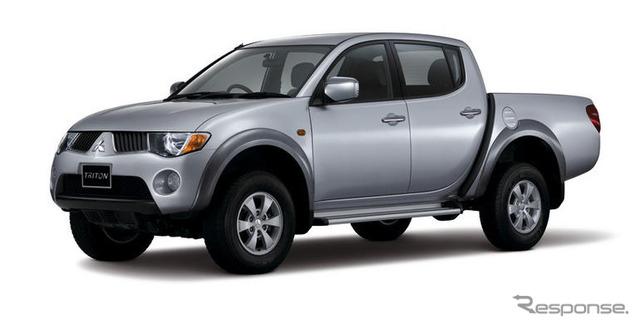 Mitsubishi Triton ออก... ญี่ปุ่นผลิตรับแฟ้มเท่านั้น