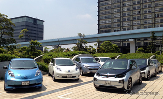 Japan EV Club (the reference image)