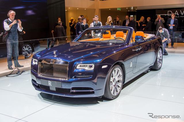 Rolls Royce Dawn (Frankfurt Motor Show 15)