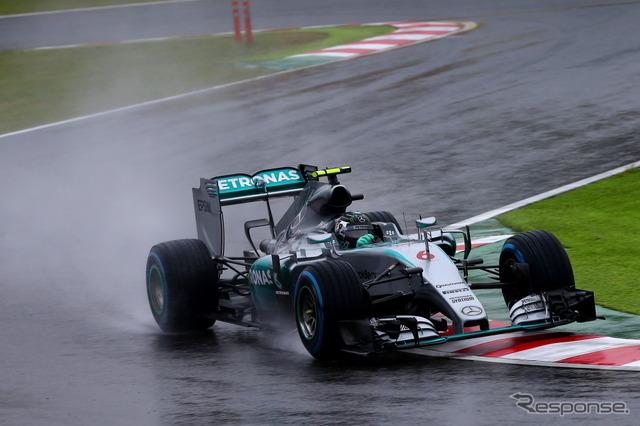 2015F1 Japan GP-free practice