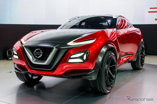 Nissan Gripz Concept (2015 Frankfurt Motor Show)