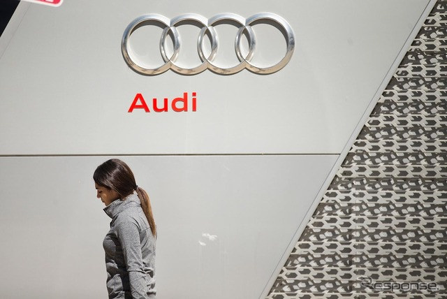 VW subsidiary Audi were revealed that vehicles equipped with diesel engine problems that may climb to eight models, 2100000-worldwide