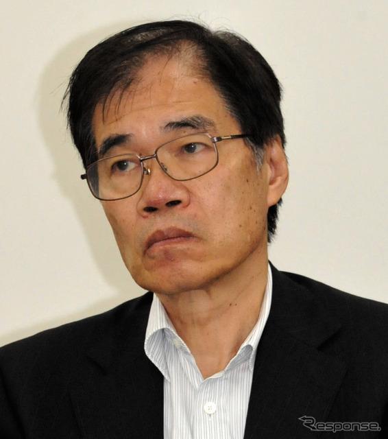 Bus Admin test center Nagai Masao Chairman