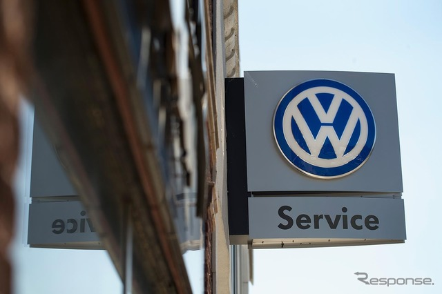 Exhaust irregularities of the VW Group is spreading ripples in the Japan market