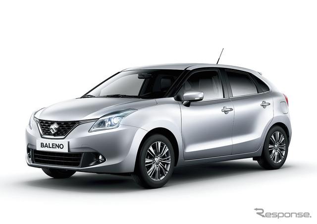 Suzuki Baleno (photos are European specification)
