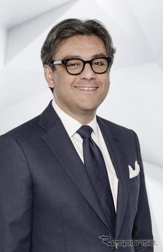 Luca di MEO who was appointed new Chairman of the seat