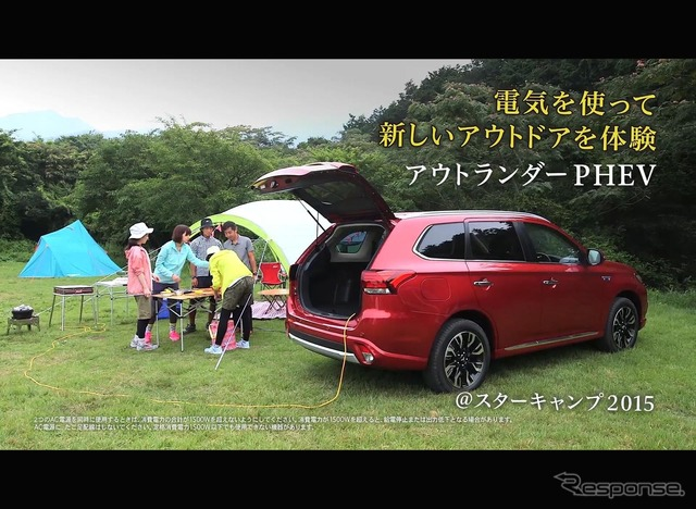 Published the video proposes a new outdoor style with SKYACTIV