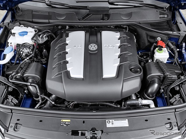 V8 TDI โฟล์คสวาเก้น