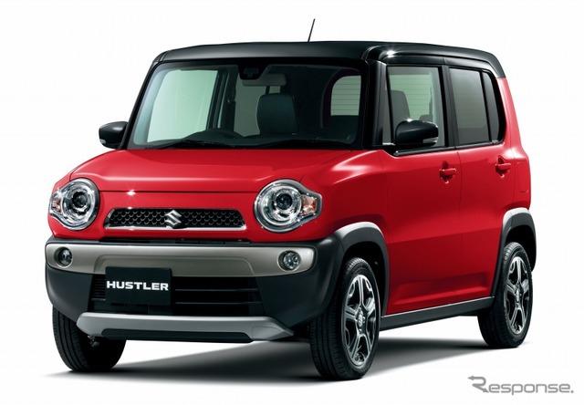 Suzuki Hustler