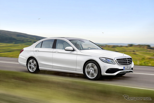 Mercedes-Benz E class scoop