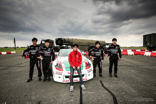 Nissan GT Academy of Japan national team