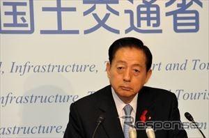 Transport Minister Oota Akihiro (10/2 and Kasumigaseki)