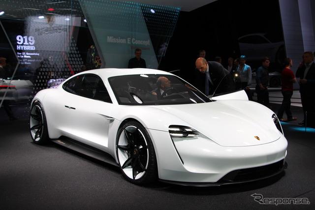 Porsche transmission E (Frankfurt Motor Show 15)