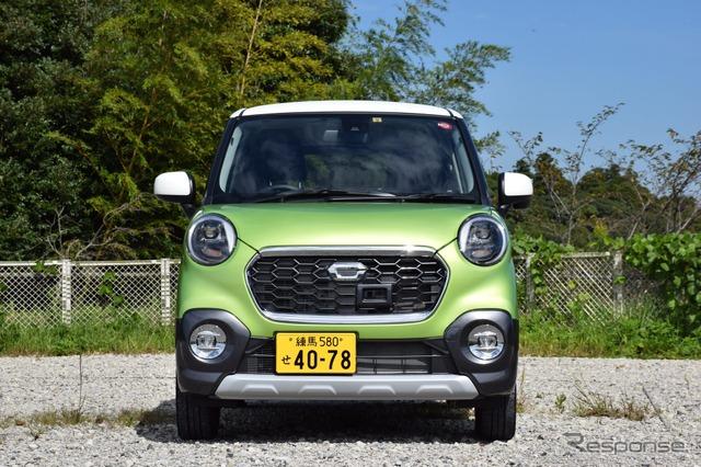 Daihatsu cast Activa