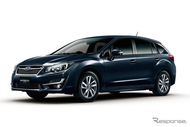 Subaru Impreza Sport 1.6i-S EyeSight