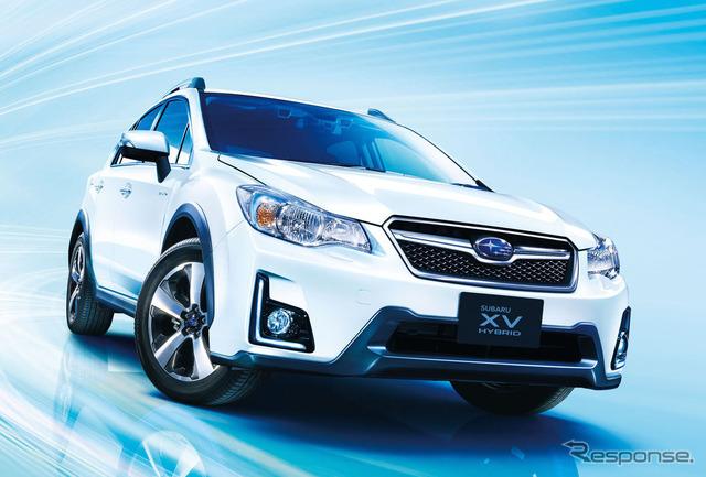 Subaru XV Hybrid 2.0i-L EyeSight
