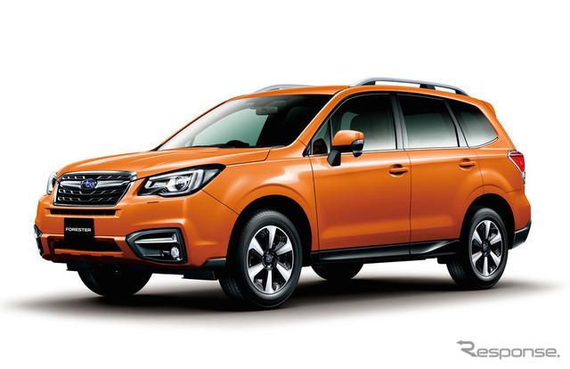 Subaru Forester X-Break