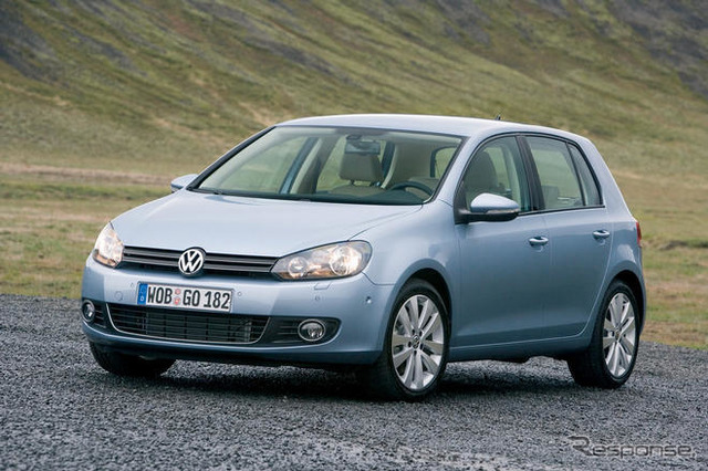 Its predecessor was equipped with software problems and VW Golf.