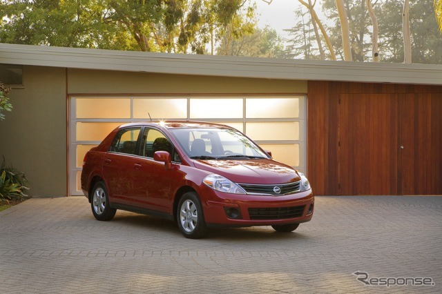 Its predecessor is the Nissan versa (Latio)