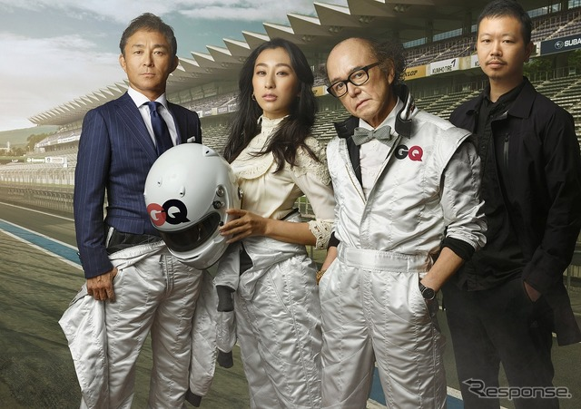 GQ JAPAN racing team