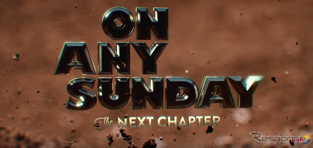 ON ANY SUNDAY-THE NEXT CHAPTER (trailer video capture)