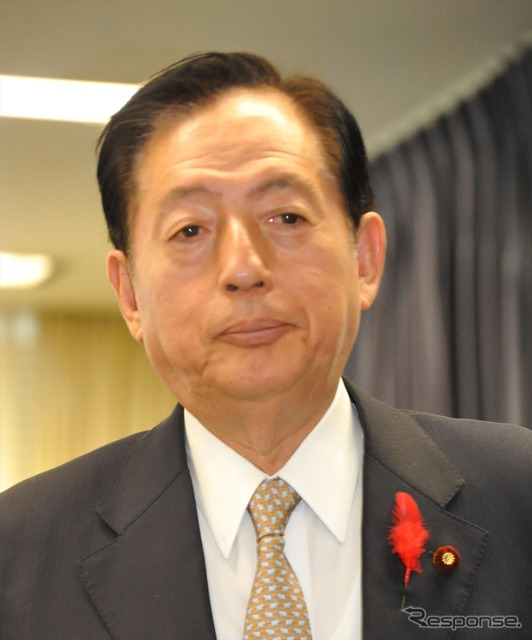 OTA Akihiro Minister resignation press conference after a Conference (7th and Kasumigaseki)