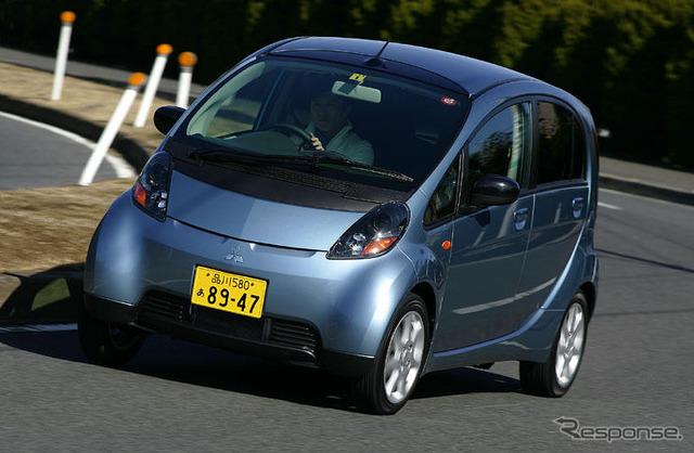 [Impl ' 06] อะนิเมะ Shimono yasufumi Mitsubishi 'i' ในประเทศรถหนี