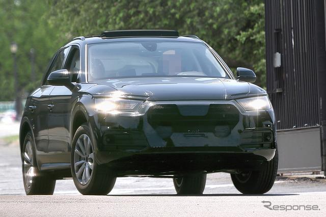 Audi Q5 scoop