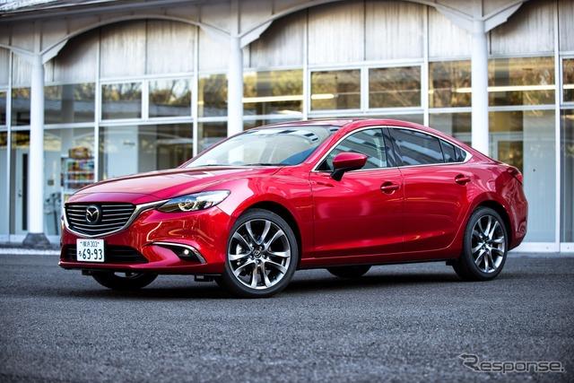 มาสด้า Mazda6