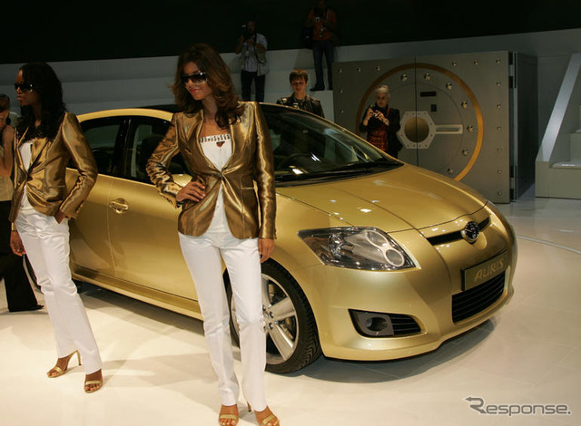 [巴黎车展 06: 丰田耳国际宣布 … …下一代卡罗拉