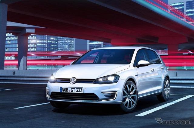 GTE of plug-in hybrid electric vehicles, Volkswagen Golf