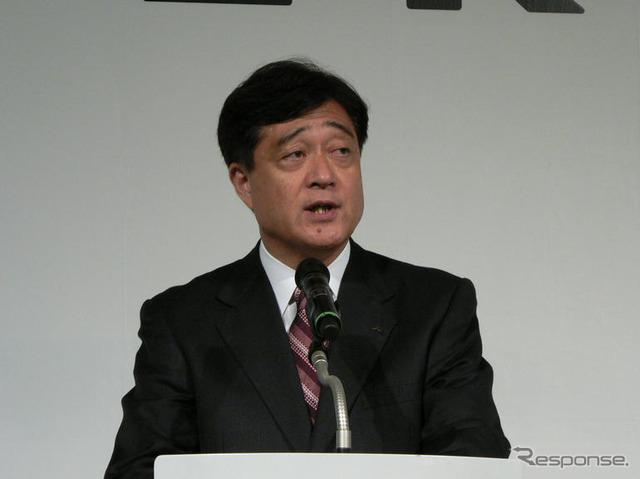 ประธานของ Mashiko