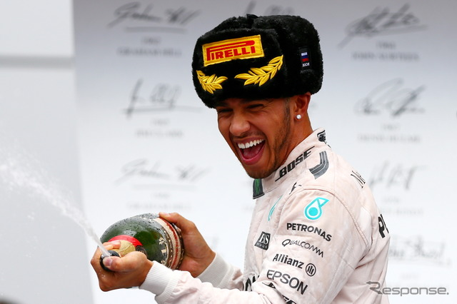 Hamilton put the King in the title of the third