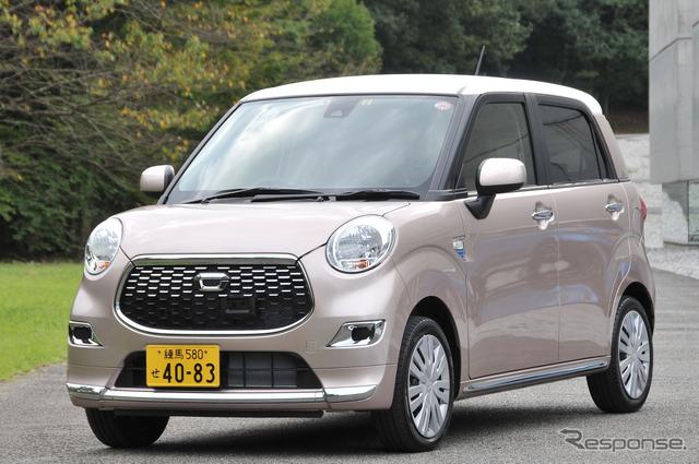 Daihatsu Cast Style